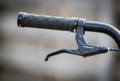 Vineta Peterson Bike Check