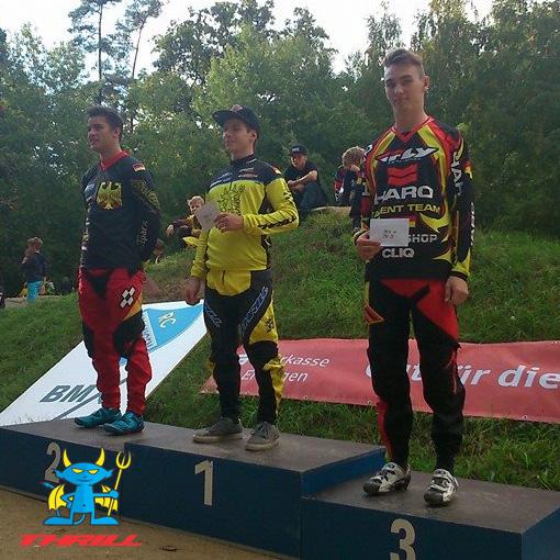 Double Win for Fabian Otto